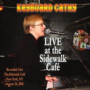 Live at the Sidewalk Cafe