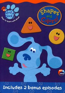 Blue's Clues: Shapes & Colors