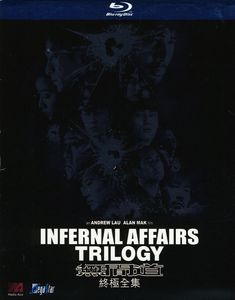 Infernal Affairs Trilogy (Blu-ray) [Import]
