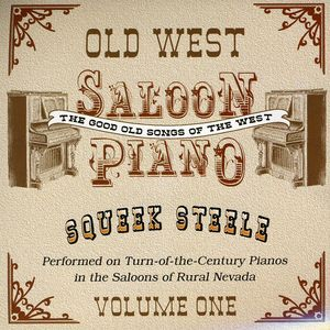 Old West Saloon Piano 1