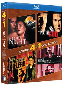 Action 4-Pack: Color of Night /  Playing God