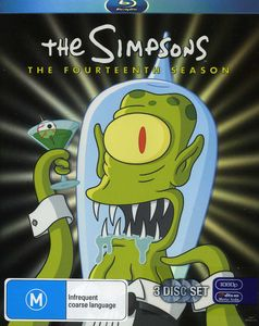 Simpsons: Season 14