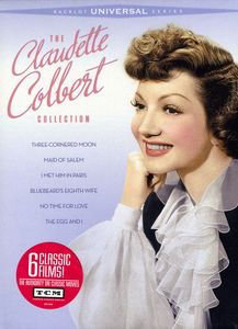 Claudette Colbert Collection
