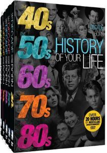 History of Your Life: Decades Collection - 40s-80s