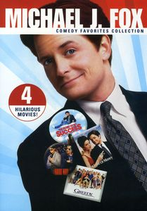 Michael J Fox Comedy Favorites Collection
