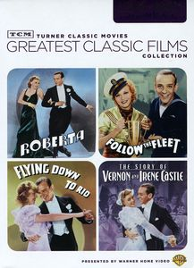 TCM Greatest Classic Films Collection: Fred Astaire & Ginger Rogers Volume 2