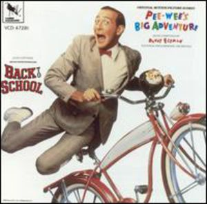 Peewee's Big Adventure (Original Soundtrack)