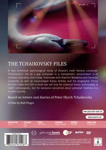 Tchaikovsky Files: Confessions of a Composer