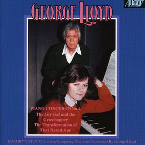 4th Piano Concerto /  Lily-Leaf & the Grasshopper