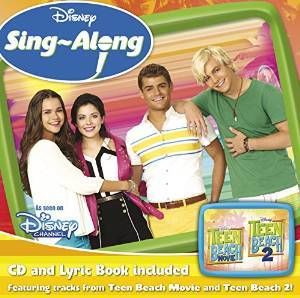 Disney Sing-Along: Teen Beach Movie & Teen Beach 2 [Import]