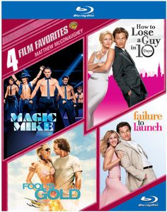 4 Film Favorites: Matthew McConaughey