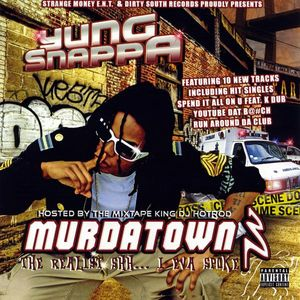 Murdatown3 the Realist SHH I Eva Spoke