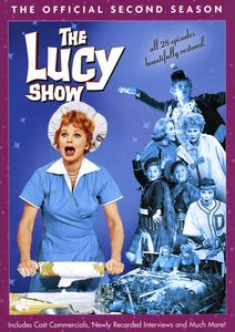 Lucy Show: Official Second Season