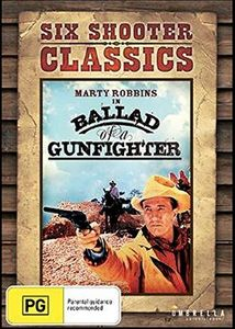 Ballad of a Gunfighter [Import]