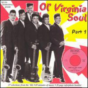 Ol Virginia Soul PT 1 Jump Up & Down /  Various