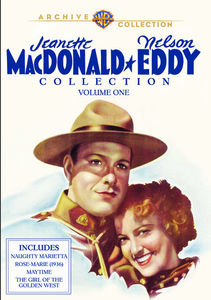 Jeanette MacDonald & Nelson Eddy Collection 1