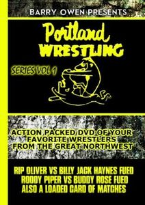Barry Owen Presents Portland Wrestling 1