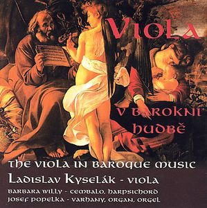 Viola in Baroque Music