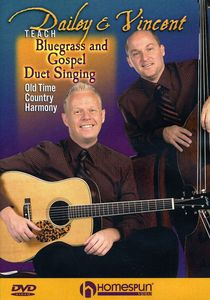 Bluegrass & Gospel Duet Singing