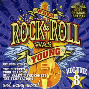 When Rock & Roll Was Young 8 /  Various