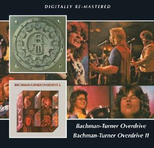Bachman-Turner Overdrive 1 & 2 [Import]