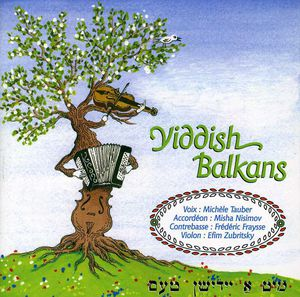Yiddish Balkans