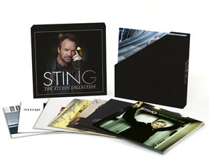Sting: The Studio Collection [Box Set]