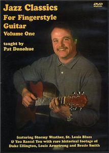 Jazz Classics for Fingerstyle Guitar 1