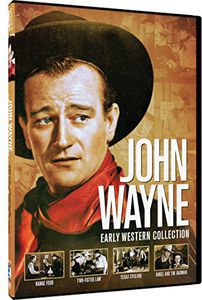John Wayne: Early Western Collection