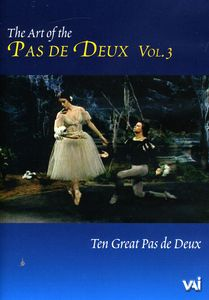 Art of the Pas de Deux 3 /  Various