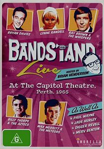 Bandstand Live-At the Capitol Theatre Perth