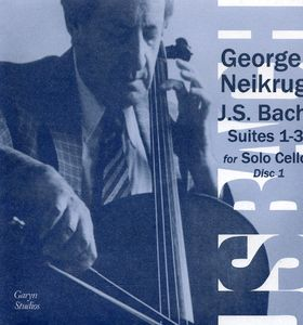 J.S. Bach: Six Cello Suites Disc 1