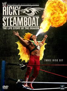 Ricky Steamboat: Life Story of the Dragon