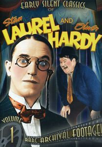 Stan Laurel & Oliver Hardy Classics 1: Silent