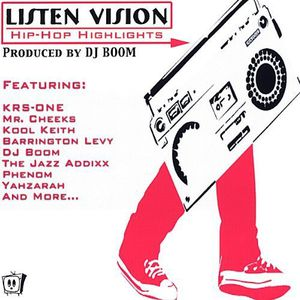 Listen Vision Presents Hip Hop Highlights