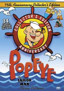 Popeye the Sailor Man Classics