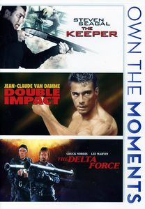 Keeper /  Double Impact /  Delta Force