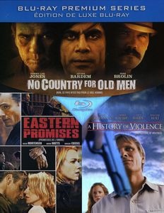 No Country for Old Men/ History of Violence/ Eastern