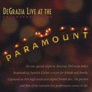 Live at the Paramount