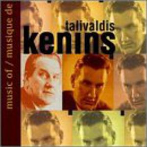 Chamber Music of Talivaldis Kenins /  Various
