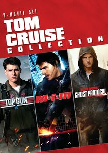 Tom Cruise Collection 3-Movie Set