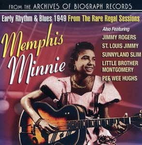 Early Rhythm & Blues 1949 from Rare Regal Sessions