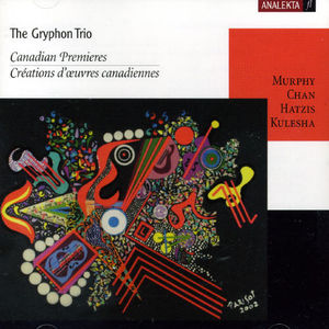 Gryphon Trio's Canadian Premieres