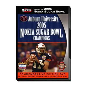 2005 Commemorative Edition Sugar Bowl - Auburn