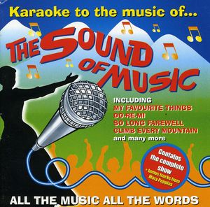 Karaoke to the Sound of Music /  Various