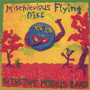 Mischievious Flying Disc