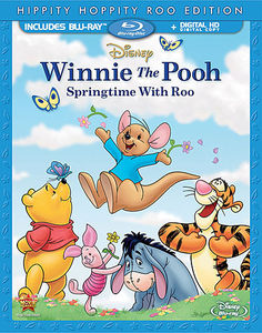 Winnie the Pooh Springtime with Roo