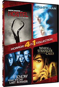 4-In-1 Horror Collection: Hostel /  Hollow Man