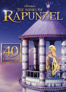 40 Cartoons: Featuring the Story of Rapunzel