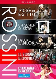 Rossini Festival Collection [Box Set]